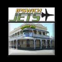 Ipswich Jets - Geraldton Accommodation