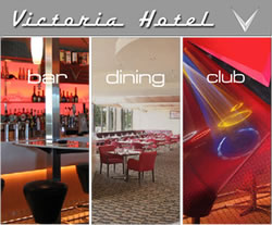 Victoria Hotel - Geraldton Accommodation