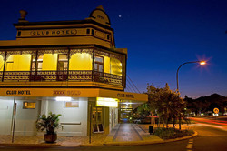 The Club Hotel - Geraldton Accommodation