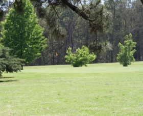 Inverell Golf Club - Geraldton Accommodation