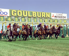 Goulburn and District Racing Club - Geraldton Accommodation