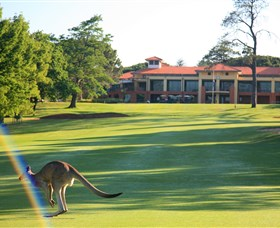Royal Canberra Golf Club - Geraldton Accommodation