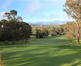 Federal Golf Club - Geraldton Accommodation
