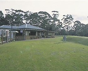 Yarram Golf Club - Geraldton Accommodation
