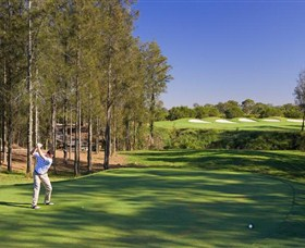 Hunter Valley Golf and Country Club - Geraldton Accommodation
