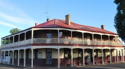 Brookton Club Hotel - Geraldton Accommodation