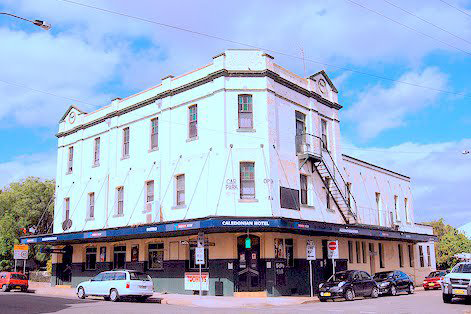 Caledonian Hotel - Geraldton Accommodation