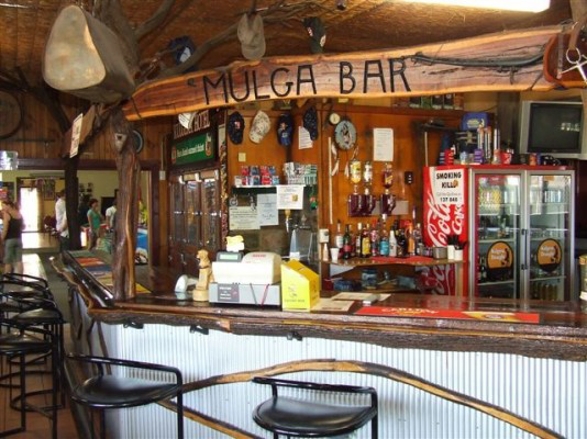 Kulgera Roadhouse - Geraldton Accommodation
