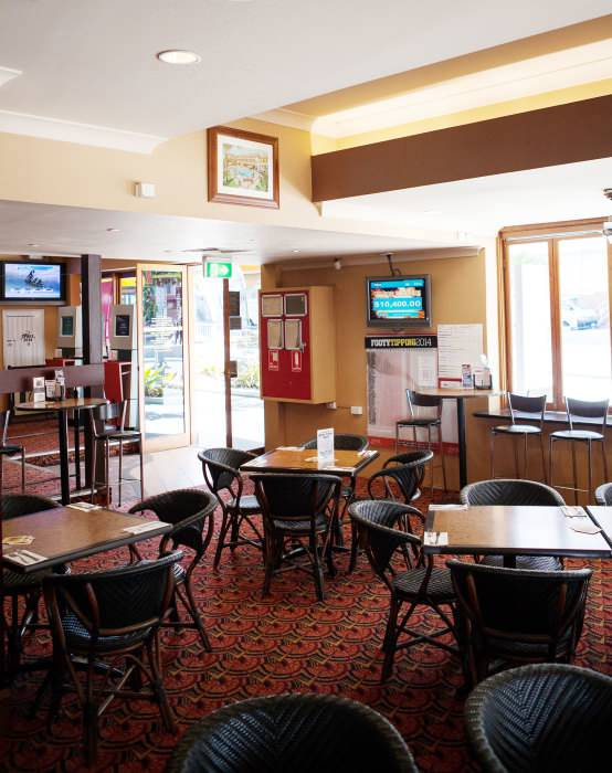 Cecil Hotel - Geraldton Accommodation