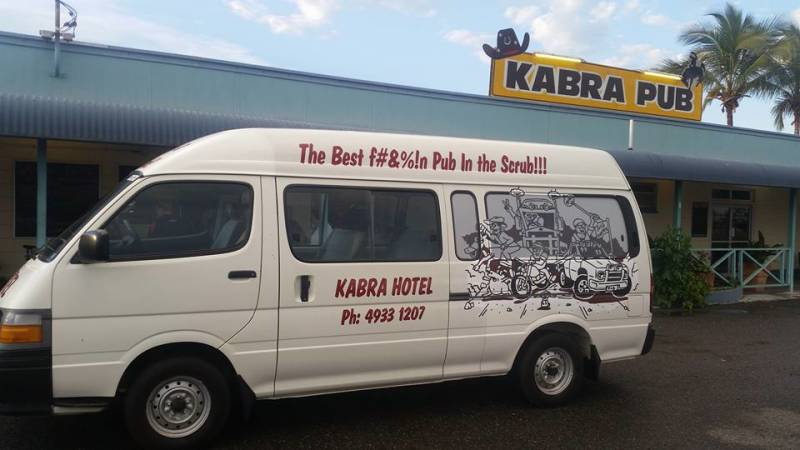 Kabra Hotel - Geraldton Accommodation