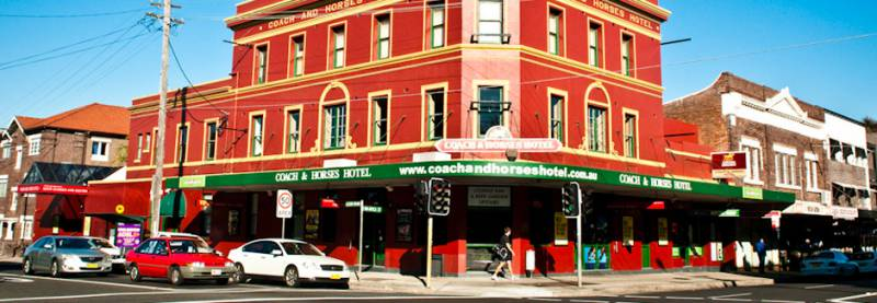 The Coach  Horses Hotel - Geraldton Accommodation