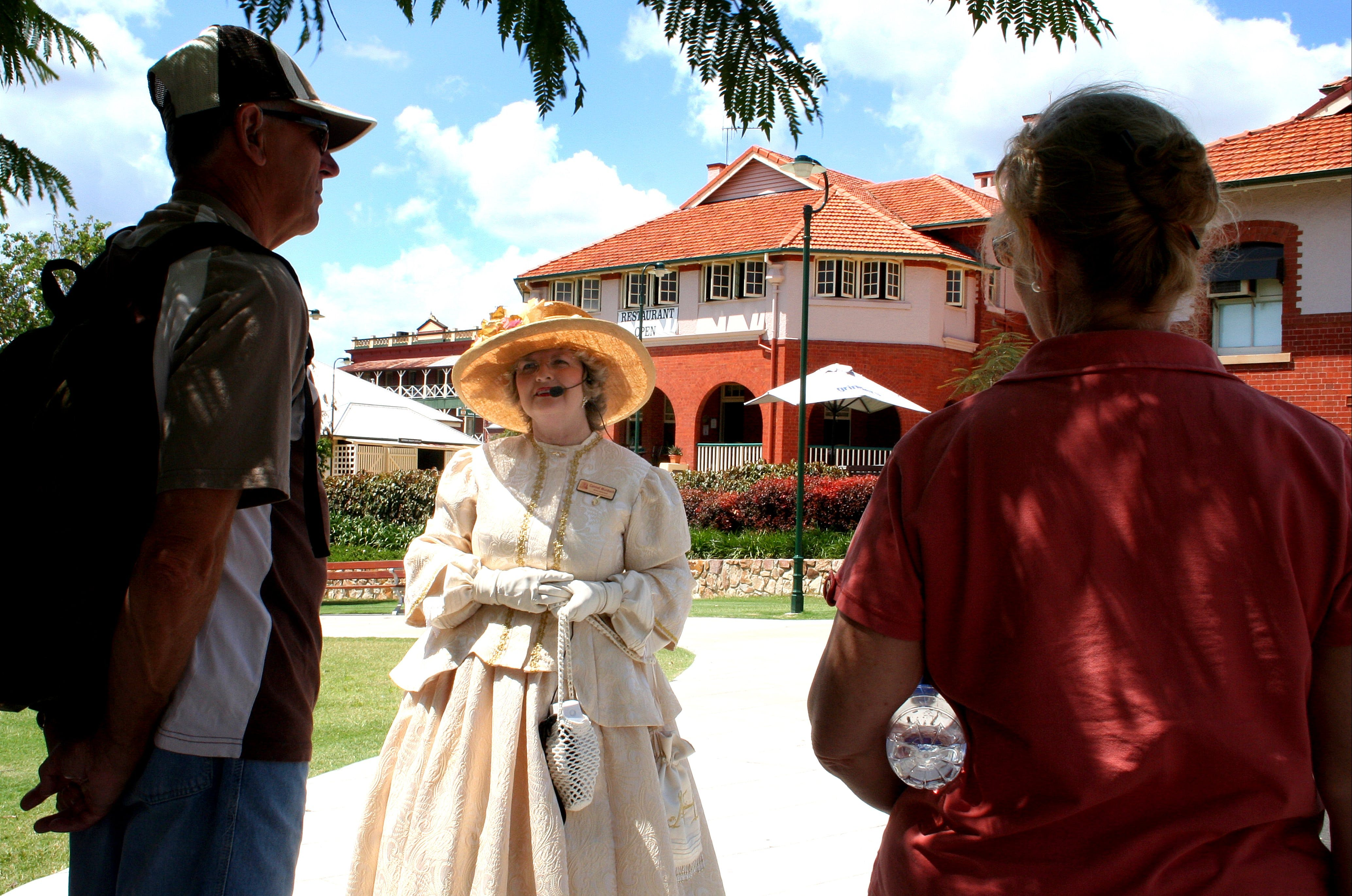 Free Guided Maryborough Heritage Walk Tour - Geraldton Accommodation