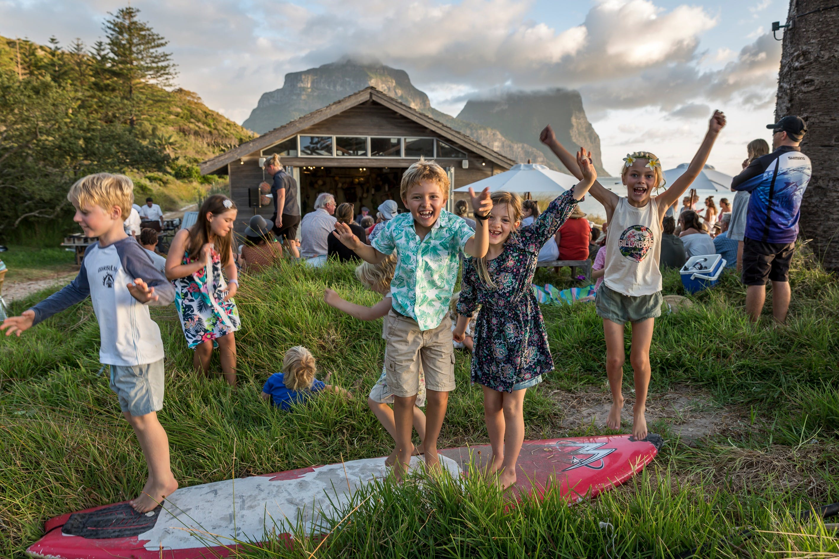 Spring Festival of Lord Howe Island - Geraldton Accommodation
