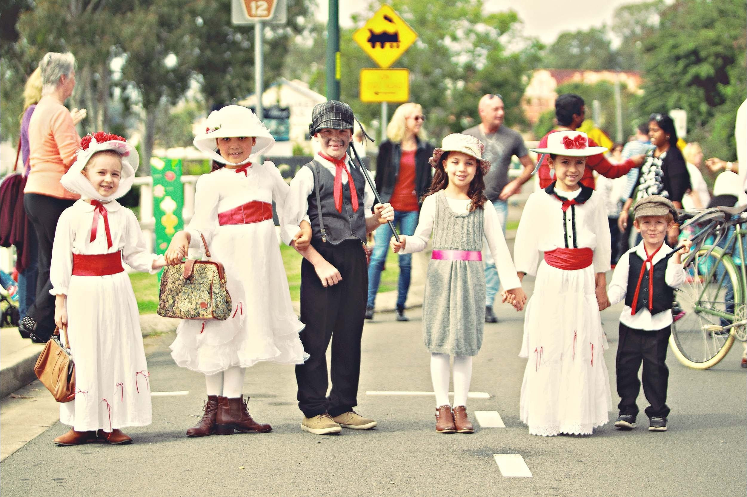 Mary Poppins Festival - Geraldton Accommodation