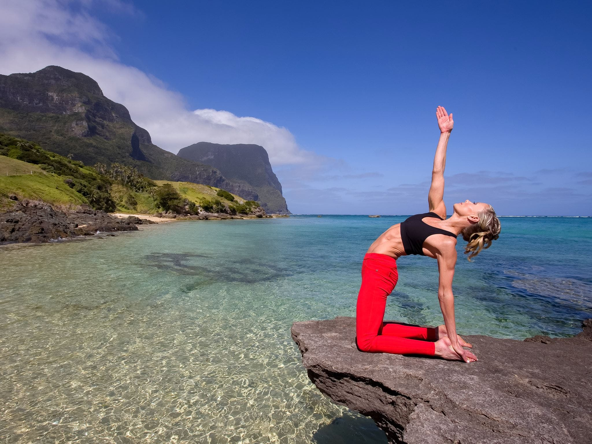 Wellness Week with Charlotte Dodson at Pinetrees Lord Howe Island - Geraldton Accommodation
