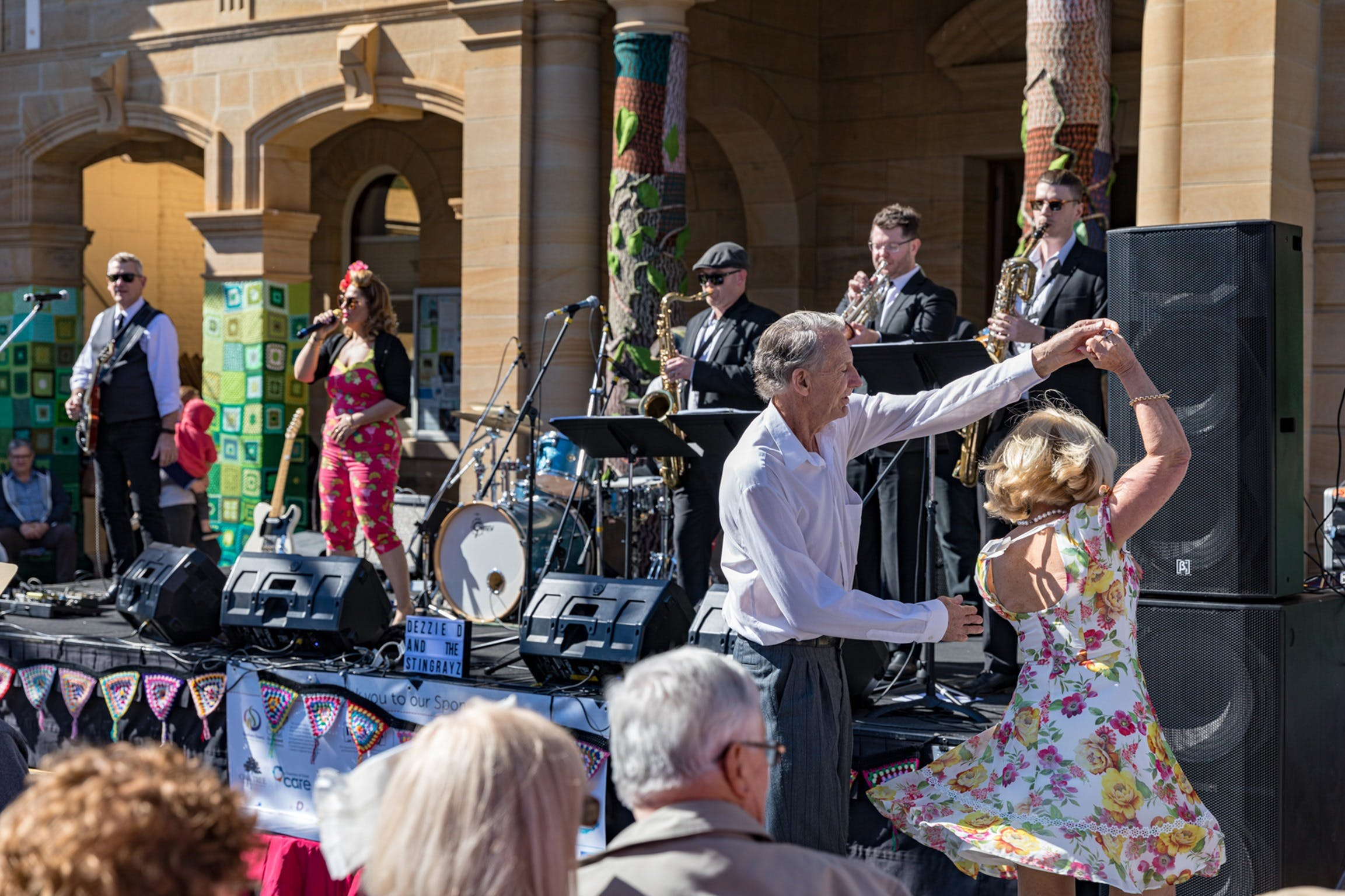 Jumpers and Jazz in July Festival - Geraldton Accommodation