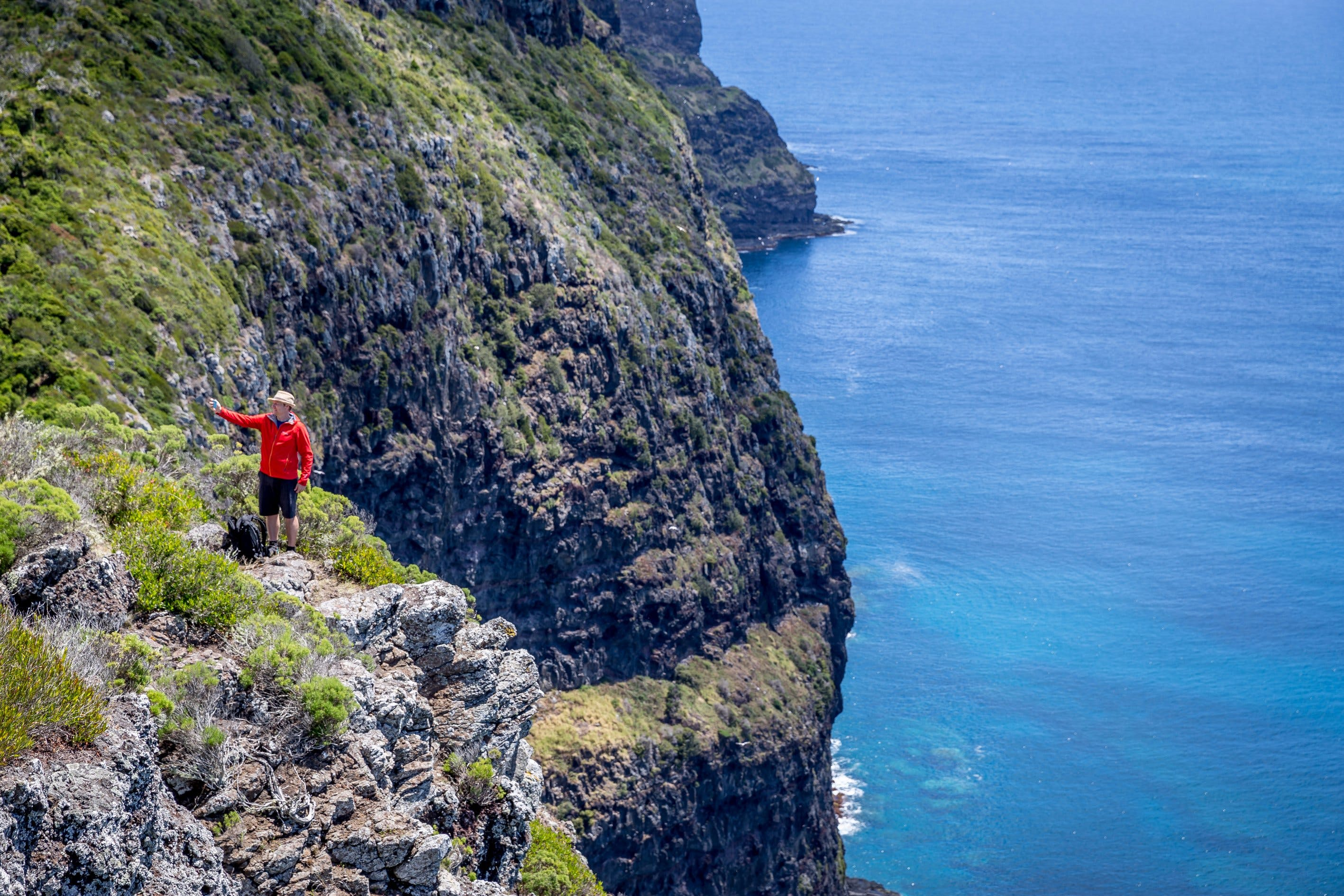Seven Peaks Walk at Pinetrees Lord Howe Island - Geraldton Accommodation