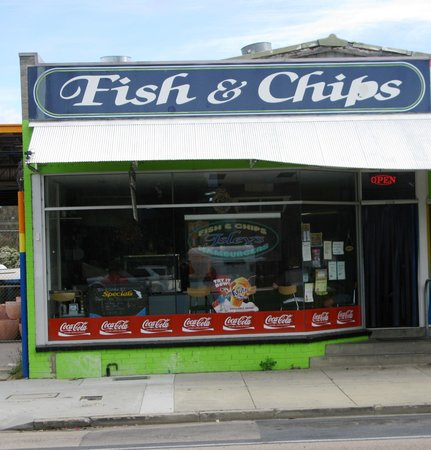 Isley's Fish  Chips - Geraldton Accommodation