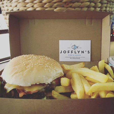 Jofflyn's Fish  Chips - Geraldton Accommodation