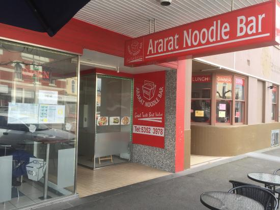 Ararat Noodle Bar - Geraldton Accommodation