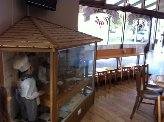 Bourkies Bakehouse - Geraldton Accommodation