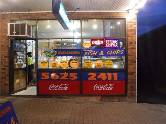 Drouin Takeaway - Geraldton Accommodation
