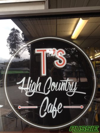 Ts High Country Cafe - Geraldton Accommodation