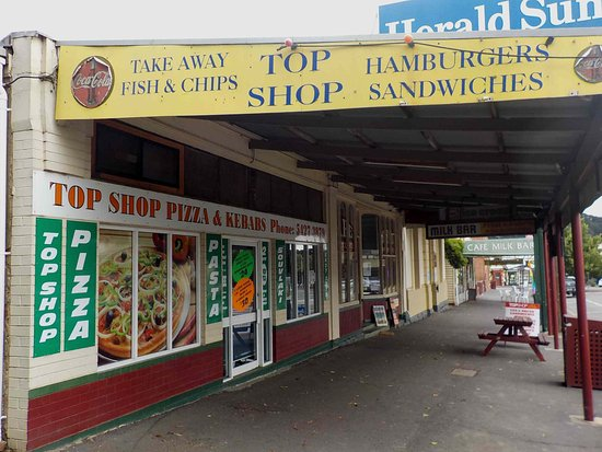 Top Shop Fish and Chips - Geraldton Accommodation