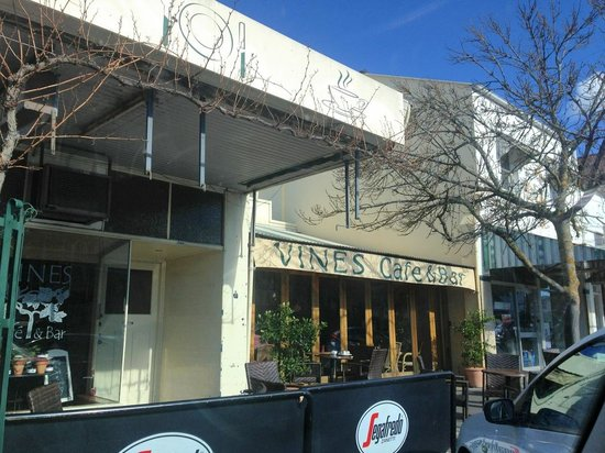 Vines Cafe  Bar - Geraldton Accommodation