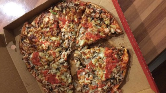 Angie's Pizza - Geraldton Accommodation