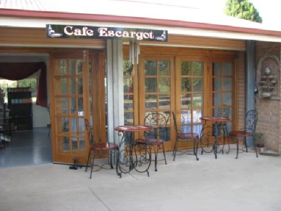 Cafe Escargot - Geraldton Accommodation