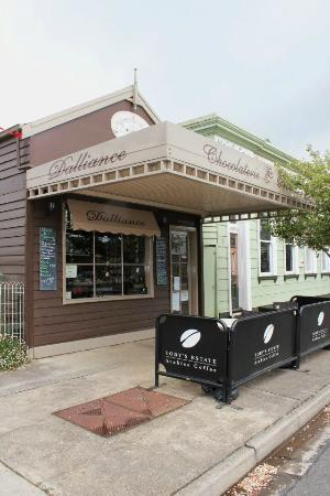 Dalliance Chocolaterie  Providore - Geraldton Accommodation