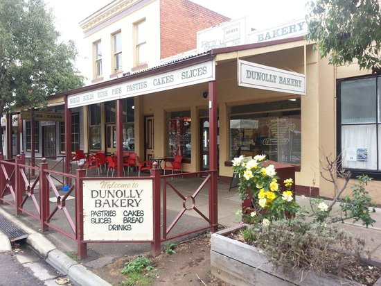 Dunolly Bakery - Geraldton Accommodation