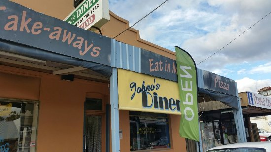 Johno's Diner - Geraldton Accommodation
