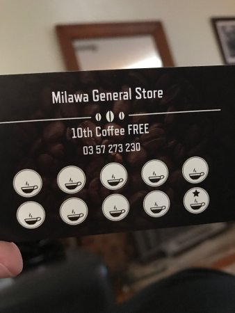 Milawa General Store and Coffee Shop - Geraldton Accommodation