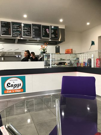 Sazys Fish  Chips - Geraldton Accommodation