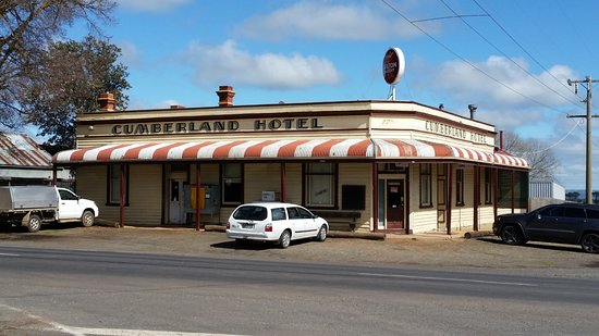 Cumberland Hotel - Geraldton Accommodation