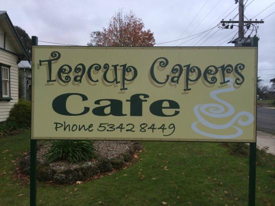 Teacup Capers - Geraldton Accommodation