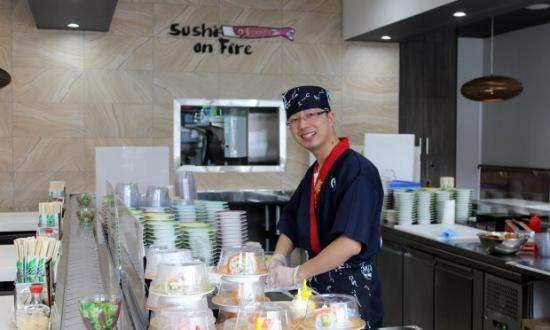 Sushi On Fire - Geraldton Accommodation