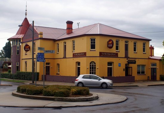 Wicklow Hotel - Geraldton Accommodation