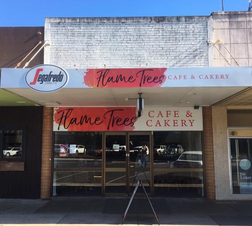 Flame Trees Cafe  Cakery - Geraldton Accommodation