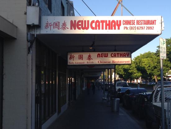 New Cathay Chinese Restaurant - Geraldton Accommodation