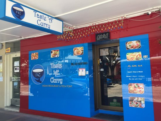 Taste A Curry - Geraldton Accommodation