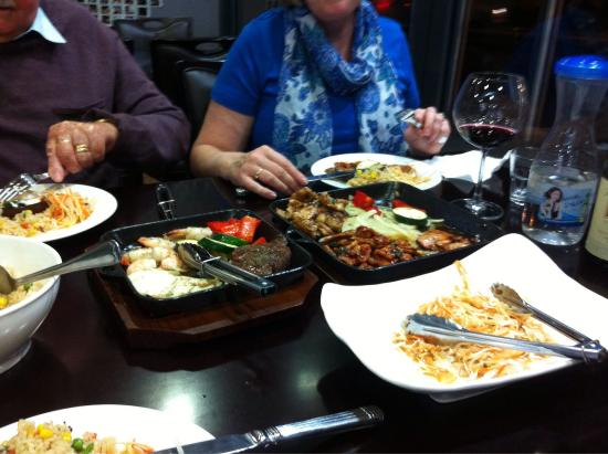 Teppan Mate Japanese Bar  Grill - Geraldton Accommodation