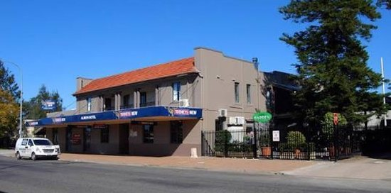 Albion Hotel - Geraldton Accommodation