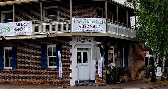 The Glass Cafe - Geraldton Accommodation