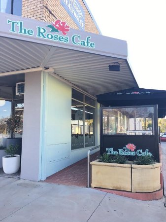 The Roses Cafe - Geraldton Accommodation