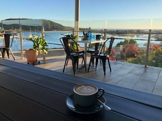 The View - coffee  bites - Geraldton Accommodation