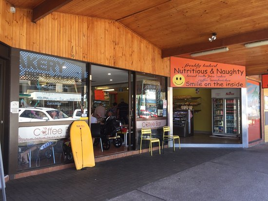 Evans Head Bakery - Geraldton Accommodation