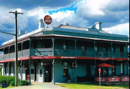 The Oriental Hotel Tumut - Geraldton Accommodation